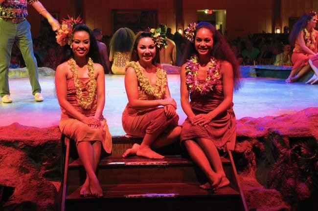 Luau Kalamaku - Polynesian dance show - Luau in Kauai, Hawaii 4