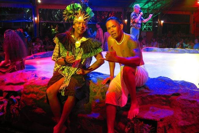 Luau Kalamaku - Polynesian dance show - Luau in Kauai, Hawaii 6
