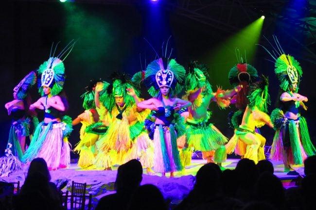 Luau Kalamaku - Polynesian dance show - Luau in Kauai, Hawaii