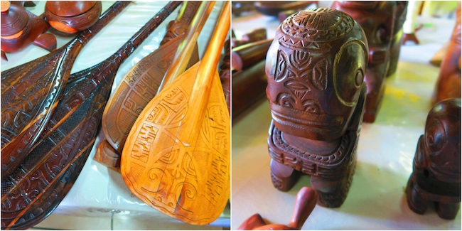 Marquesan artwork Nuku Hiva Marquesas Islands French Polynesia