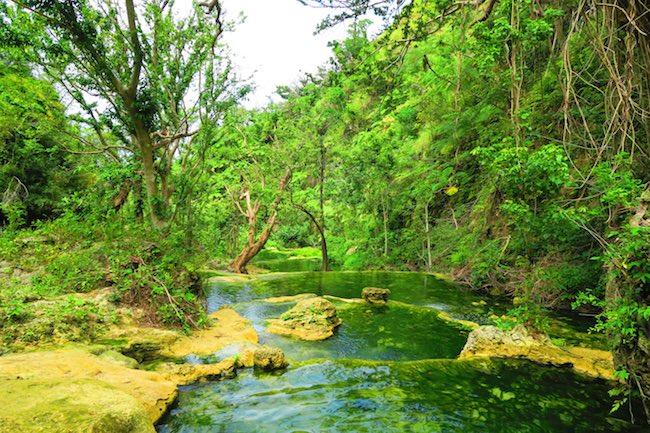 Mele Cascades Waterfall - Port Vila Vanuatu