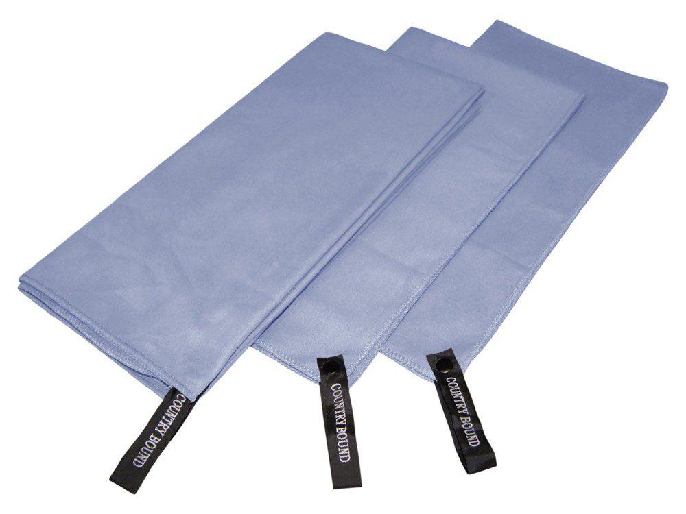 Quick Dry Microfiber Towel Set Image