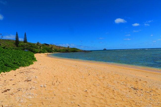 Mile 20 Murphy's Beach - Molokai Hawaii_1