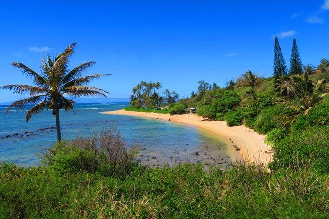 Mile 20 Murphy's Beach - Molokai Hawaii_2