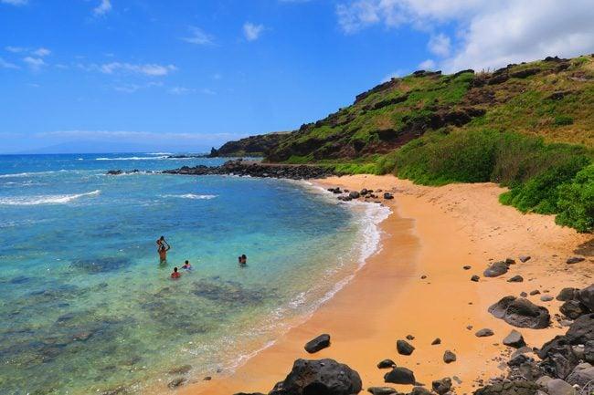 Sandy Beach - Molokai Hawaii_3