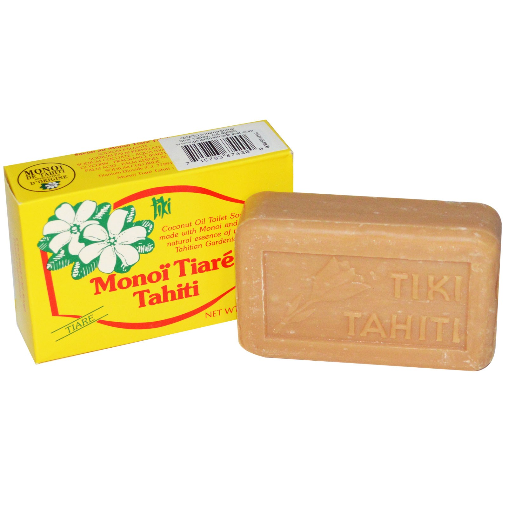 Tahitian Tiare Monoi Soap Image