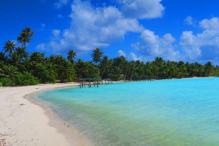 Motu Auira - Maupiti - French Polynesia - Beach
