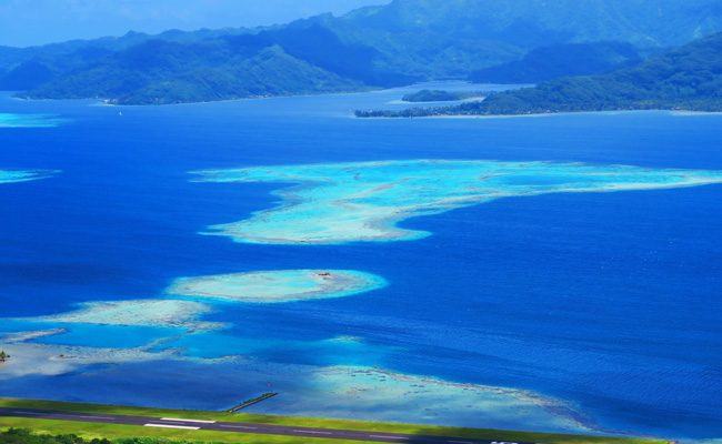 Mount Tapioi hike Raiatea Island French Polynesia pearl farm