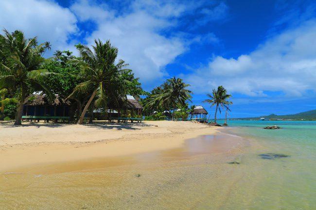 Namua tropical island samoa