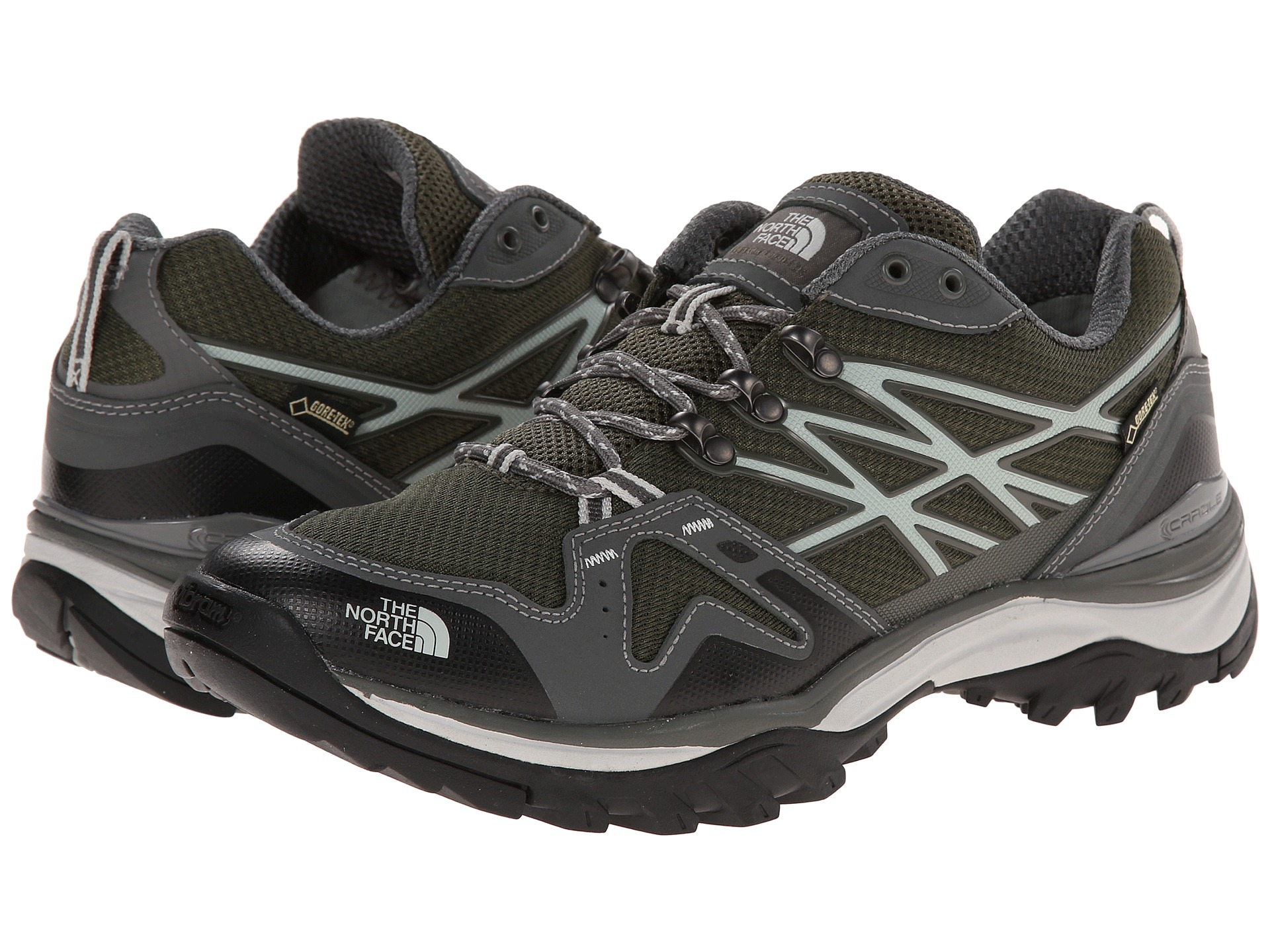 Awesome North Face Hiking Shoes (Men) Image