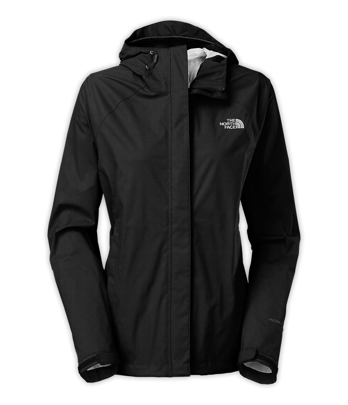 Super Lightweight North Face Rain Jacket (Women) Image