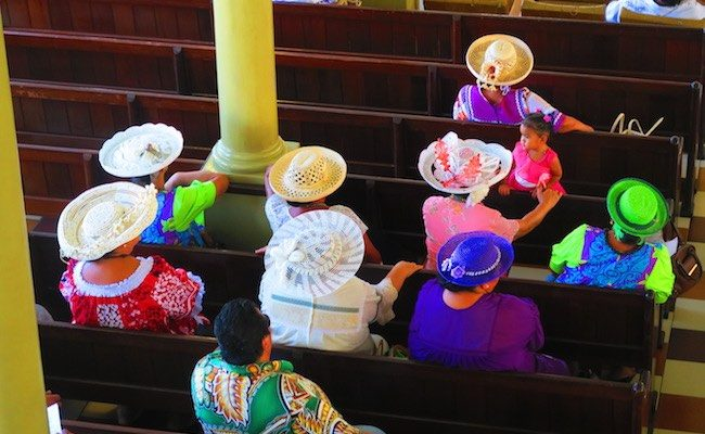 Paofai Temple Papeete Tahiti French Polynesia - hats2