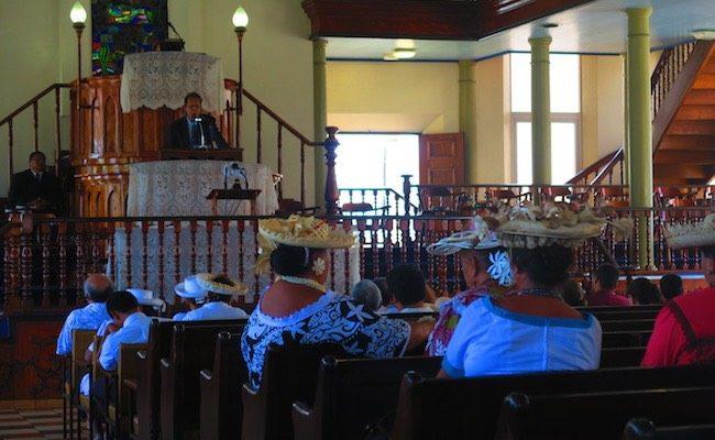 Paofai Temple Papeete Tahiti French Polynesia - hats3