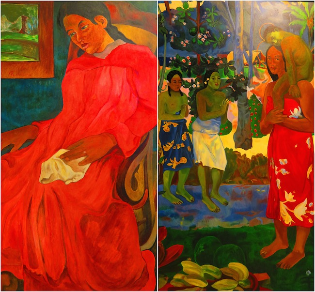 Paul Gauguin Museum Hiva Oa Marquesas Islands French Polynesia paintings