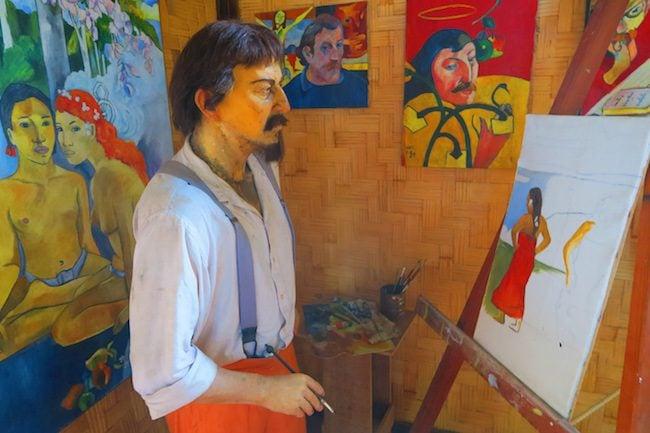 Paul Gauguin Museum Hiva Oa Marquesas Islands French Polynesia