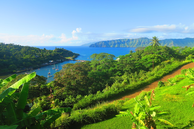 Pension Kanahau chez Tania Hiva Oa Marquesas Islands French Polynesia