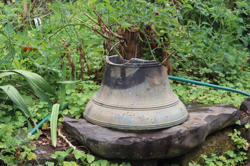 Pitcairn Island - HMS bounty bell