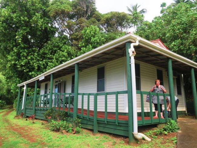 Pitcairn Island Museum in Adamstown