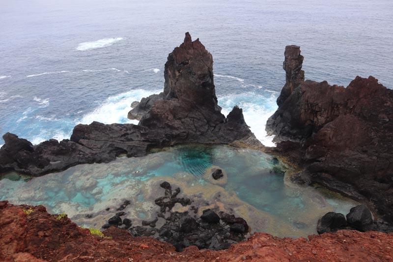 Pitcairn Island - St Pauls Pool