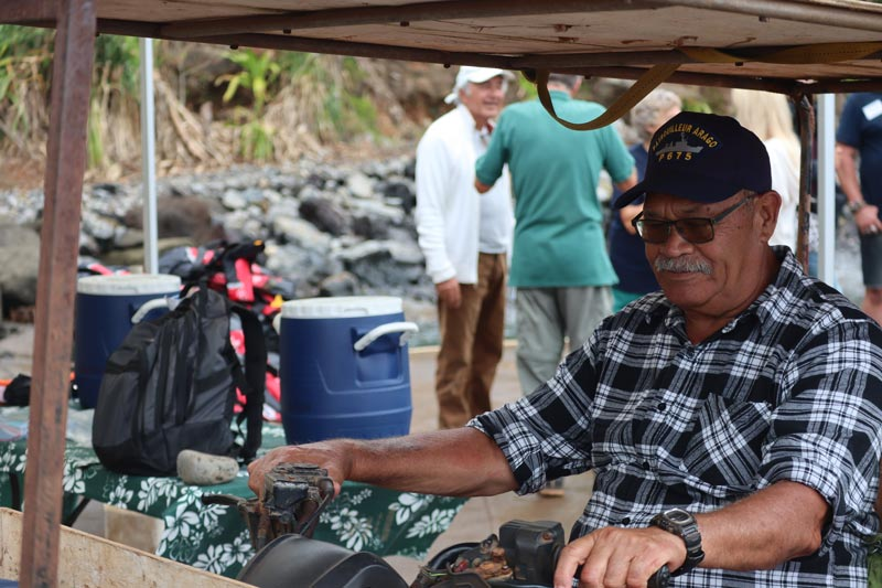 Pitcairn Island local