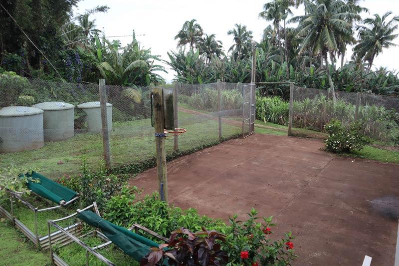 Pitcairn Island - prison