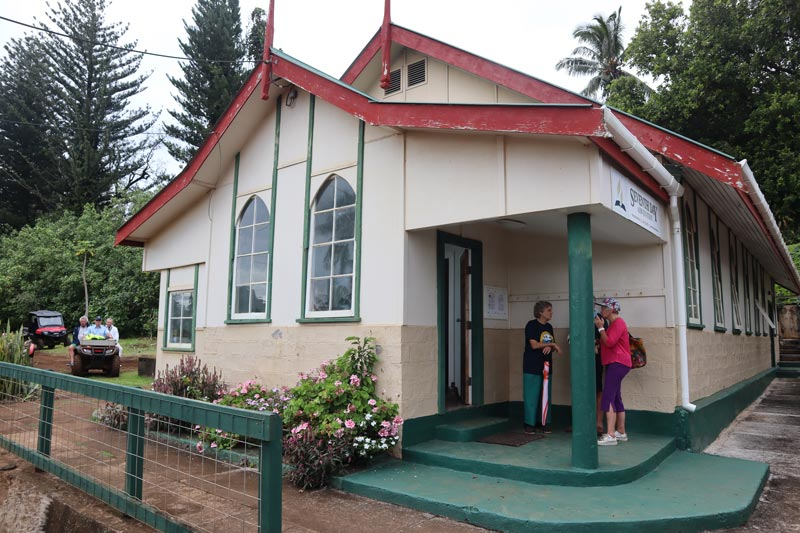 Pitcairn Island - seventh day adventist church adamstown