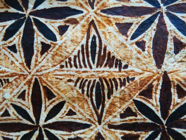 Pitcairn island crafts - tapa