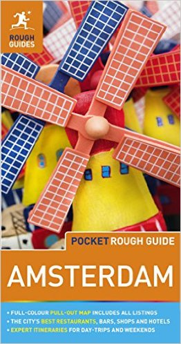 Pocket Rough Guide: Amsterdam Image