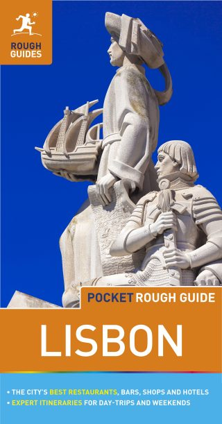 Pocket Rough Guide To Lisbon Image