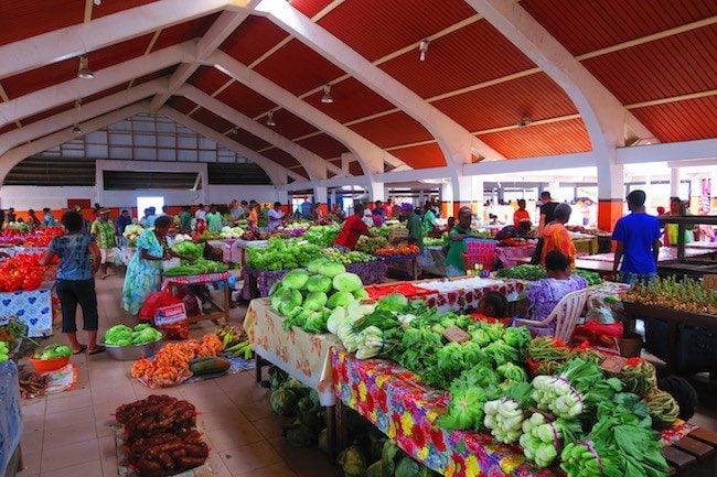 Port Vila Central Market - Vanuatu