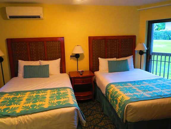 Princeville Kauai accommodation - Wyndham Ka 'Eo Kai Hawaii - bedroom