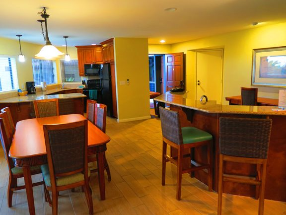 Princeville Kauai accommodation - Wyndham Ka 'Eo Kai Hawaii - kitchen
