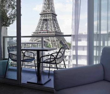 15 Paris Hotels with Incredible Eiffel Tower Views