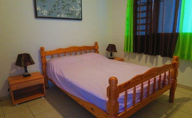 Residence Aito Papeete Tahiti French Polynesia bedroom