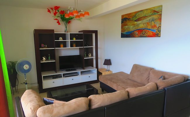 Residence Aito Papeete Tahiti French Polynesia living room
