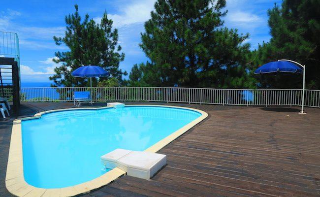 Residence Aito Papeete Tahiti French Polynesia pool