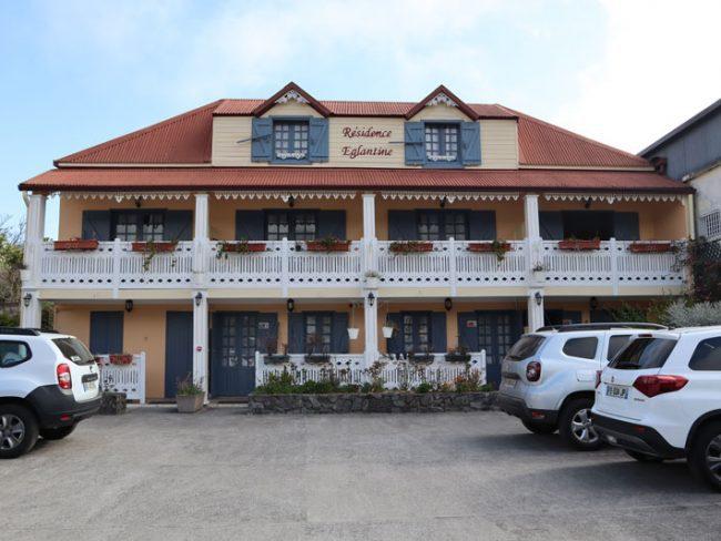Residence Eglantine - Cilaos Hotel - Reunion Island