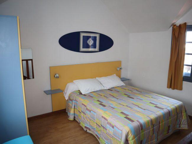 Residence Eglantine - Cilaos Hotel - Reunion Island - bedroom
