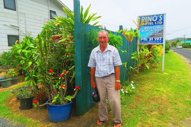 Rinos Motel Aitutaki Cook Islands - Rino