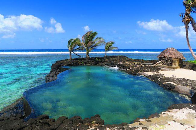 SaMoana Resort Samoa - Infinity pool