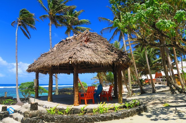 SaMoana Resort Samoa - gazebo