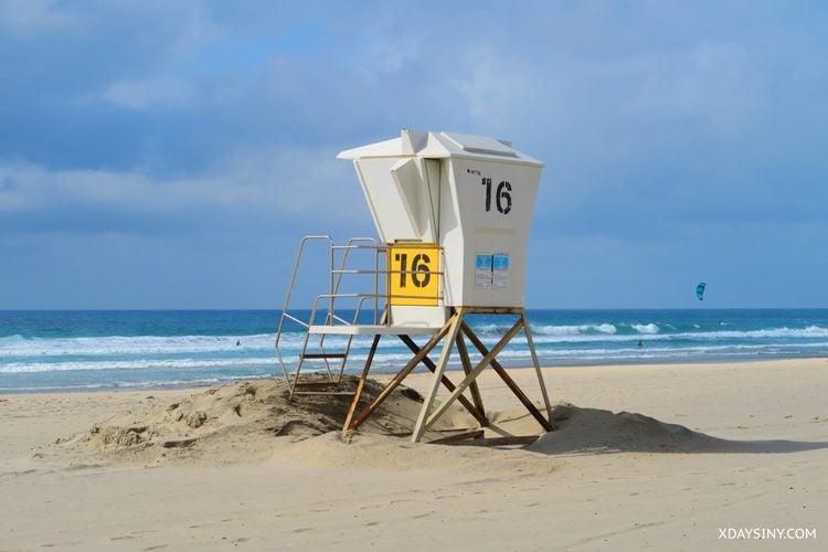 San Diego Beach - XDAYSINY.COM