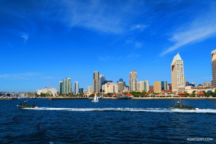 San Diego Skyline - XDAYSINY.COM