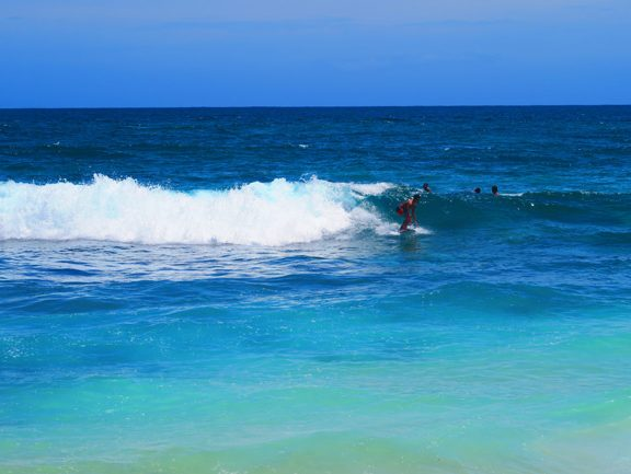 Sandy Beach - Oahu - Hawaii - Surfing