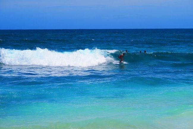 Sandy Beach - Oahu - Hawaii - Surfing