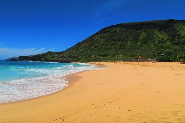 Sandy Beach - Oahu - Hawaii_2