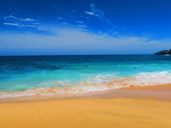 Sandy Beach - Oahu - Hawaii_3