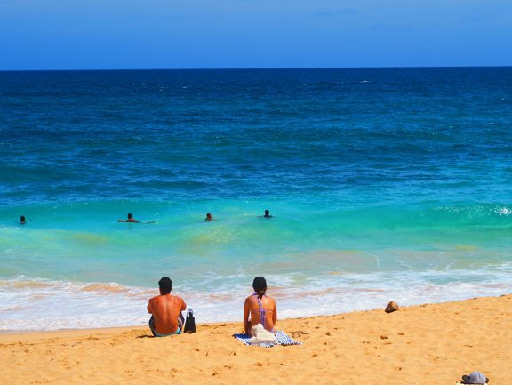 Sandy Beach - Oahu - Hawaii_4