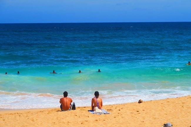 Sandy Beach - Oahu - Hawaii_4