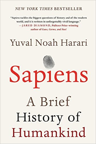 Sapiens: A Brief History of Humankind Image